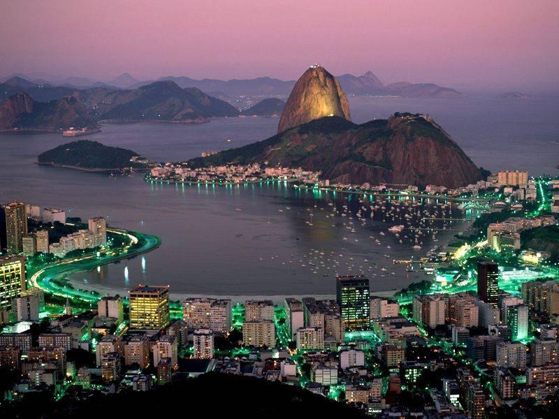 Рио-де-Жанейро — «Река января»