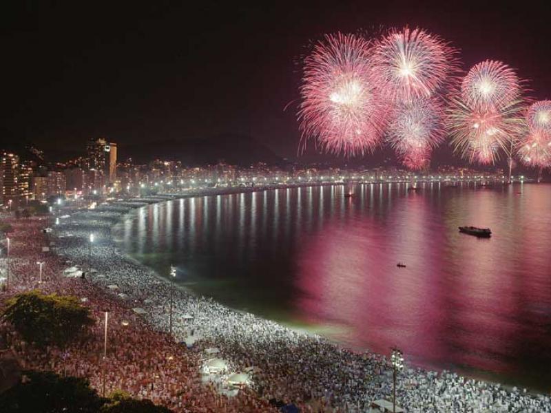 Копакабана – пляж в Рио
